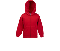 Hooded Sweat Jacket Kids